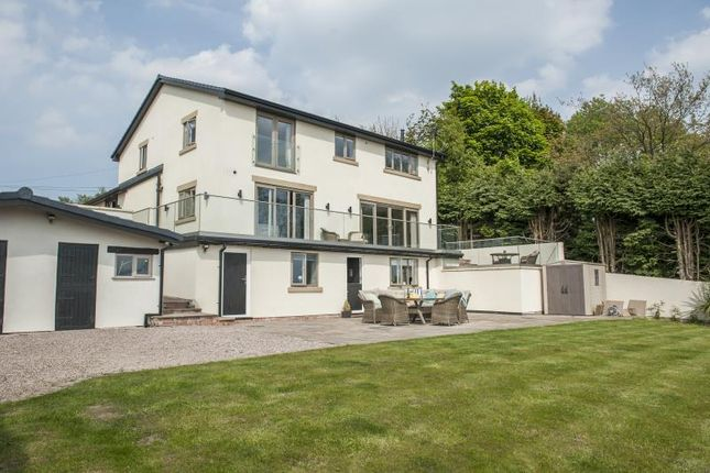 Thumbnail Detached house for sale in Uplands Road, Hyde
