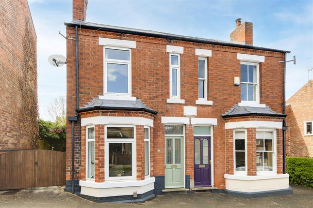3 bed semi-detached house for sale in Hickling Road, Mapperley, Nottinghamshire NG3