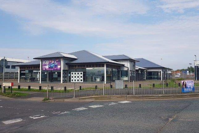 Thumbnail Light industrial for sale in Kingstown Broadway, Kingstown Industrial Estate, Carlisle