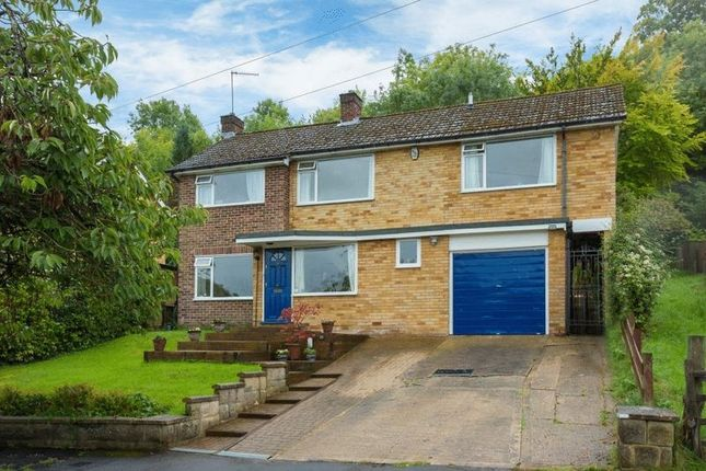 Thumbnail Detached house for sale in Disraeli Crescent, High Wycombe