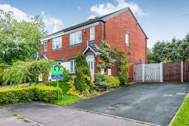 Thumbnail Semi-detached house to rent in St. Catherines Close, Dudley