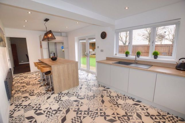 Thumbnail Detached house for sale in Kittiwake Close, South Beach Estate, Blyth