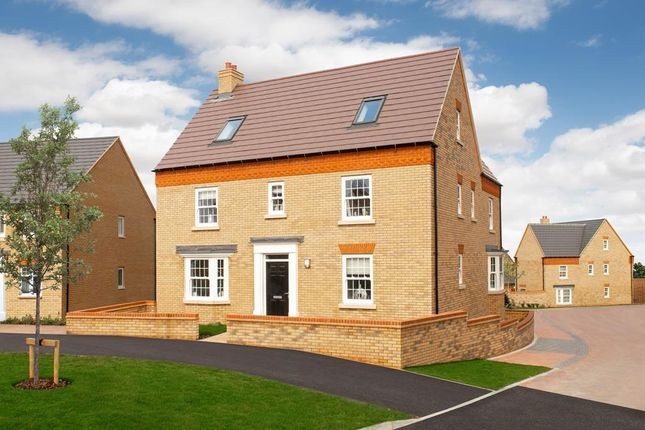 """Thumbnail Detached house for sale in """"Moorecroft"""" at Southern Cross, Wixams, Bedford"""