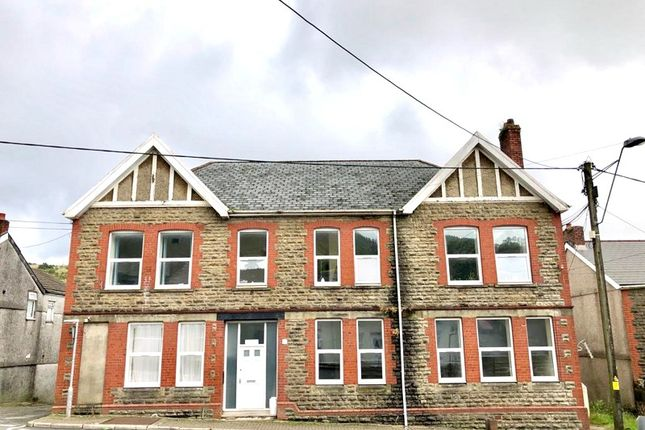 Thumbnail Block of flats for sale in High Street, Nantyffyllon, Maesteg, Bridgend.