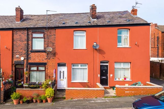 Thumbnail Terraced house for sale in Iron Street, Horwich, Bolton