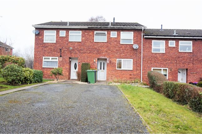 Thumbnail Terraced house for sale in Bridle Terrace, Madeley Telford