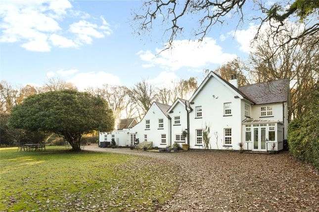 Thumbnail Detached house for sale in Littlewick Road, Woking, Surrey