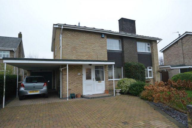 Thumbnail Detached house for sale in Sunningdale, Eaton, Norwich, Norfolk