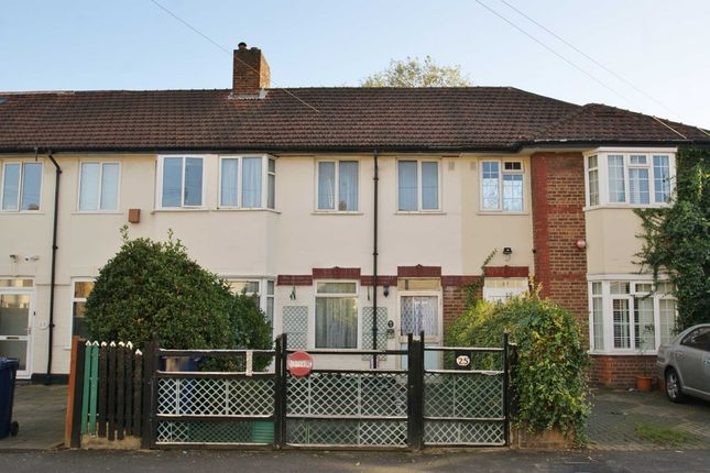 Thumbnail Terraced house for sale in Sunningdale Avenue, London