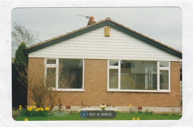 Thumbnail Bungalow to rent in Cranham Avenue, Lowton