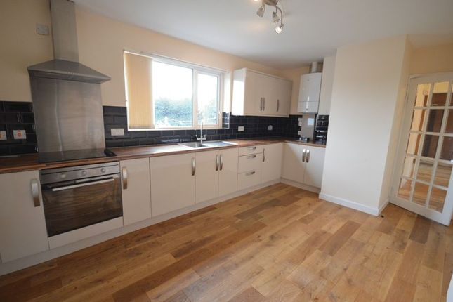 Thumbnail Bungalow to rent in Swepstone Road, Heather, Coalville