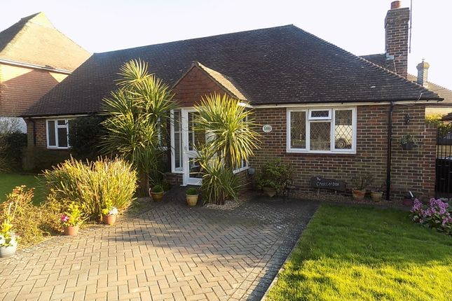 Thumbnail Detached house for sale in Rattle Road, Stone Cross, Pevensey