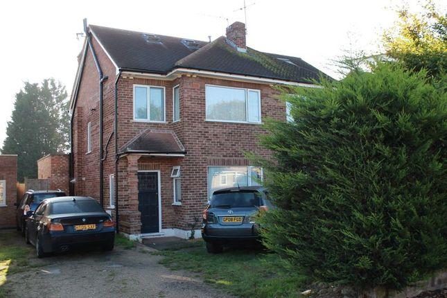 Thumbnail Semi-detached house to rent in Lynwood Avenue, Egham