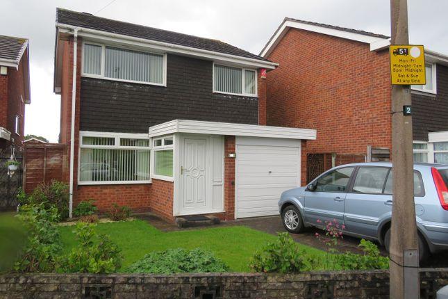 Thumbnail Detached house for sale in Bridgeman Croft, Castle Bromwich, Birmingham