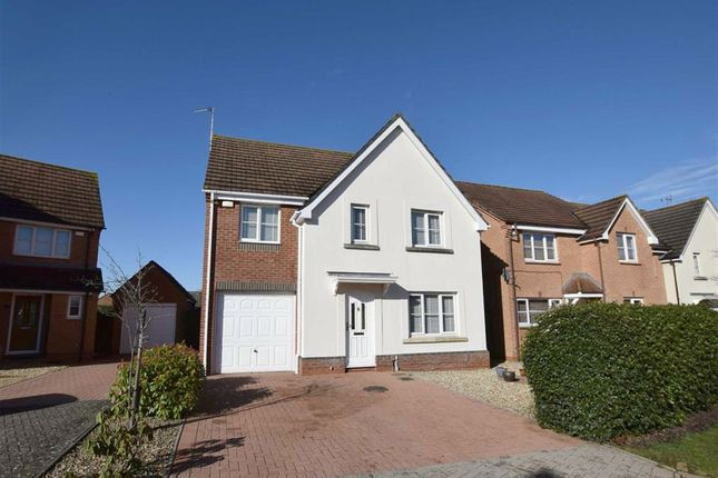 Thumbnail Detached house for sale in College Fields, Longlevens, Gloucester