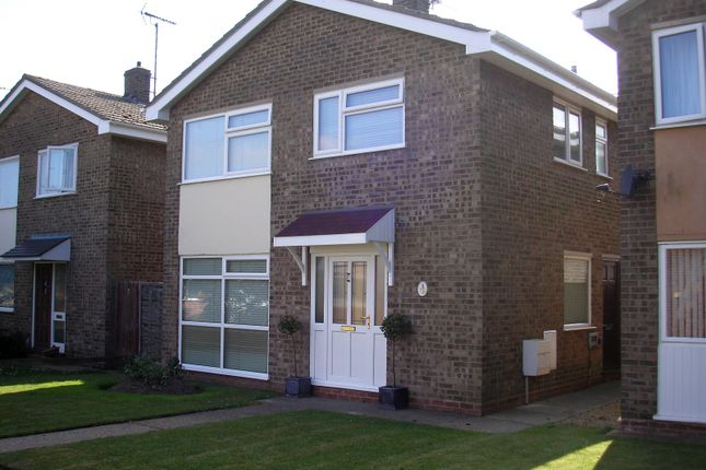 Thumbnail Detached house to rent in South Garden, Off Mariners Compass, Gorleston