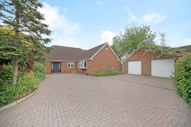 Thumbnail Detached house for sale in Hertford Road, Hoddesdon, Hertfordshire