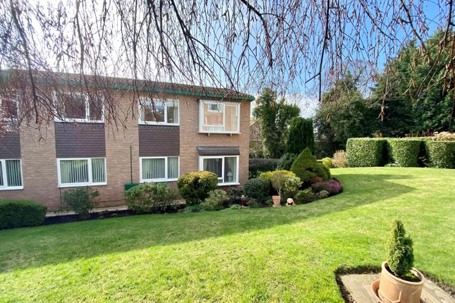 Thumbnail Flat for sale in The Hermitage, School Hill, Lower Heswall