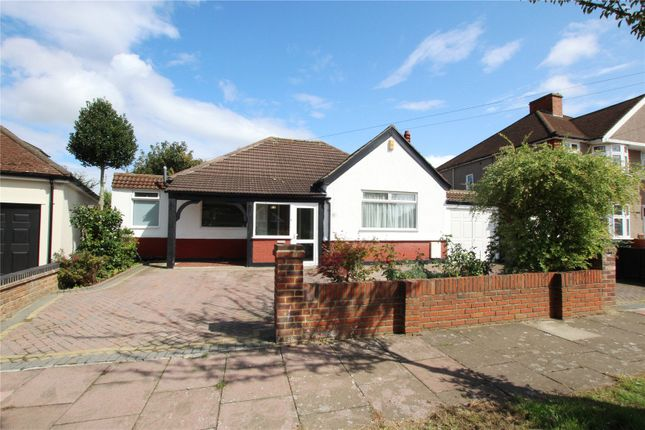 Thumbnail Detached bungalow for sale in Blenheim Road, Sidcup, Kent