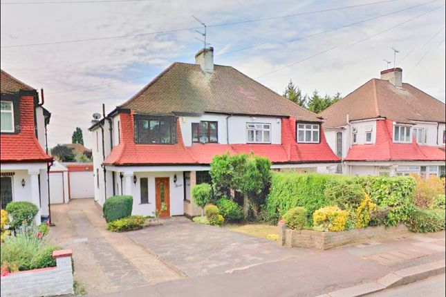 Thumbnail Semi-detached house for sale in Marlands Road, Clayhall