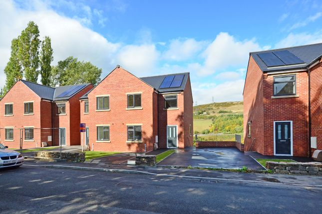 Thumbnail Semi-detached house for sale in Fox View, Haywood Lane, Stocksbridge