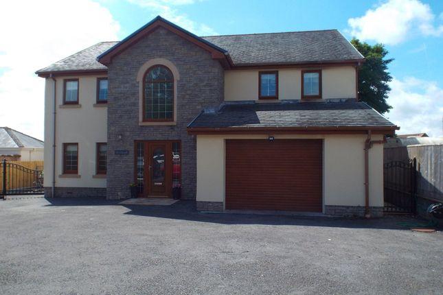 Detached house for sale in Drefach, Llanelli