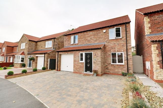 Thumbnail Detached house for sale in Franklin Way, Barrow-Upon-Humber