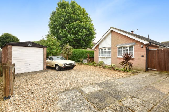 Thumbnail Detached bungalow for sale in Church Road, East Wittering