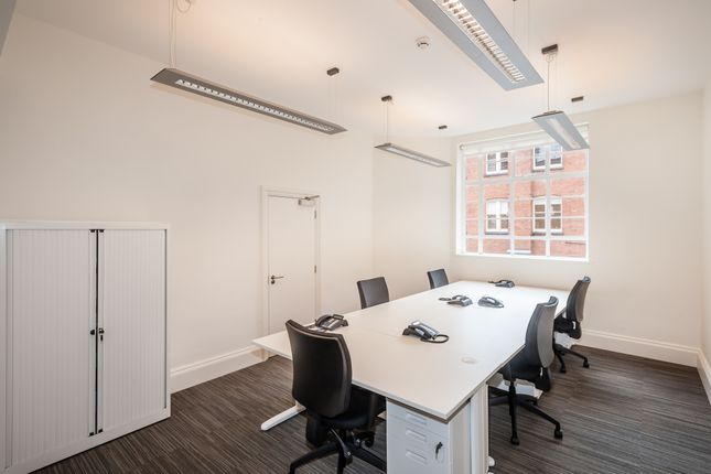 Example Office of 45 Newhall Street, Birmingham B3