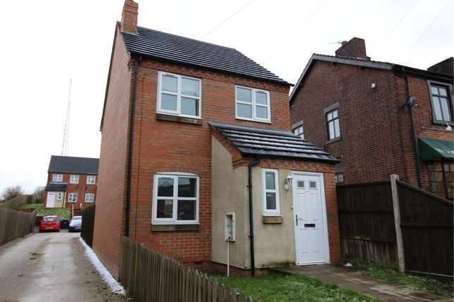 Thumbnail Detached house to rent in Railway Road, Uttoxeter Road, Longton, Stoke-On-Trent