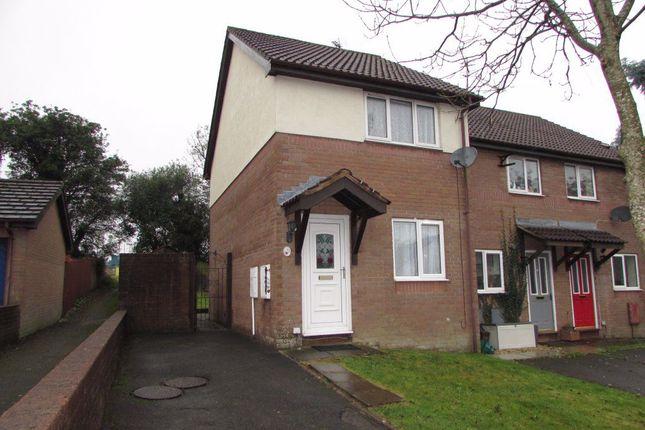 2 bed property to rent in Banc Yr Allt, Bridgend CF31