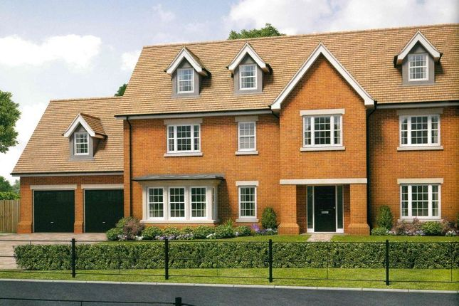 Thumbnail Detached house for sale in The Raleigh At Trueloves Grange, Trueloves Lane, Ingatestone, Essex