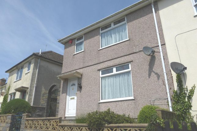 Thumbnail Semi-detached house for sale in Peters Park Lane, St Budeaux, Plymouth