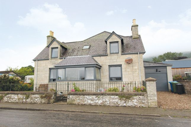 Thumbnail Detached house for sale in 8 Ferry Road, Golspie