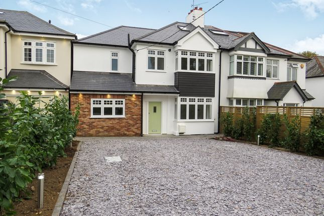 Thumbnail Semi-detached house for sale in Well Lane, Stock, Nr Billericay