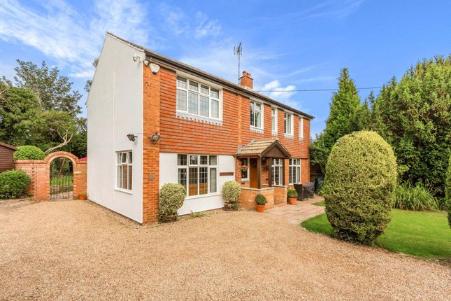 Thumbnail Detached house for sale in Sheffield Drive, Aylesbury