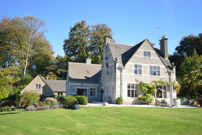 Thumbnail Detached house for sale in Burleigh, Stroud, Gloucestershire