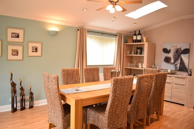 Thumbnail Detached house for sale in Swallow Tail Drive, Festival Park, Gateshead