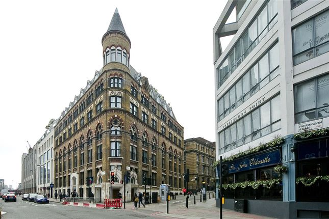 Thumbnail Flat for sale in Farringdon Road, Clerkenwell