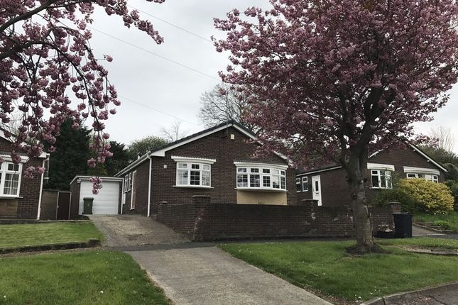 Thumbnail Detached bungalow for sale in Netherfarm Road, Gateshead