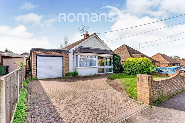 Thumbnail Bungalow to rent in Yeovil Road, College Town, Sandhurst