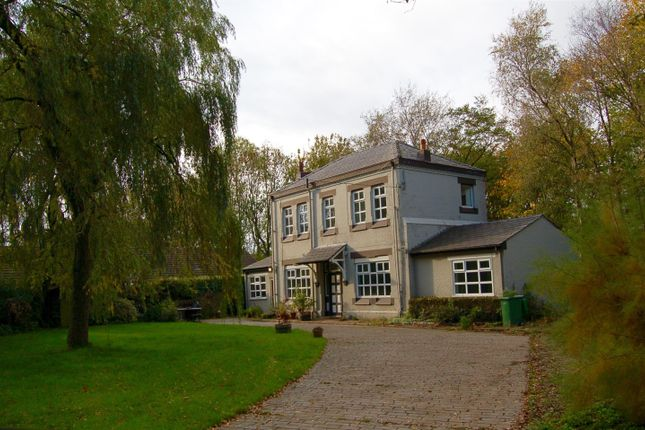 Thumbnail Detached house for sale in Station House, Station Lane, Greenfield