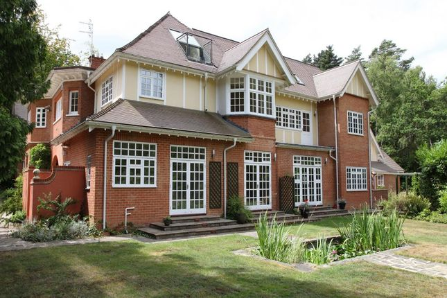 Thumbnail Town house for sale in Pirbright Road, Normandy