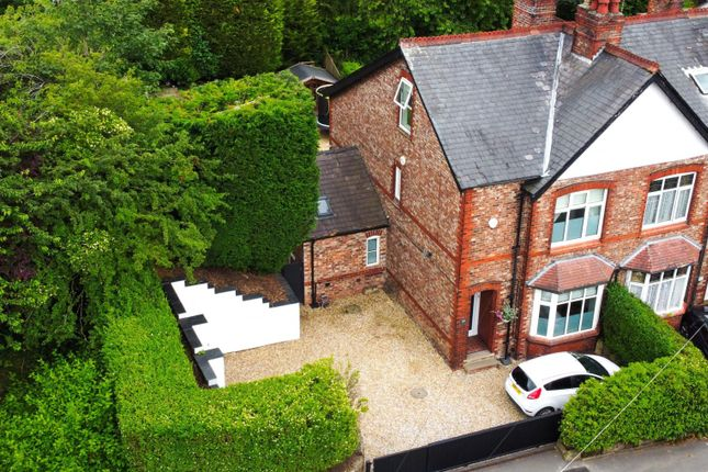 4 bed semi-detached house for sale in Manchester Road, Wilmslow SK9