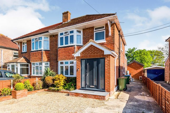 Thumbnail Semi-detached house for sale in Botley Road, Southampton