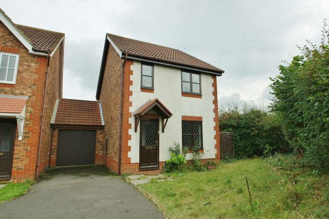 Thumbnail Detached house to rent in Smithy Drive, Kingsnorth, Ashford
