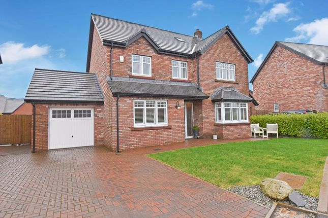 5 bed detached house for sale in Rigg Close, Cleator Moor CA25