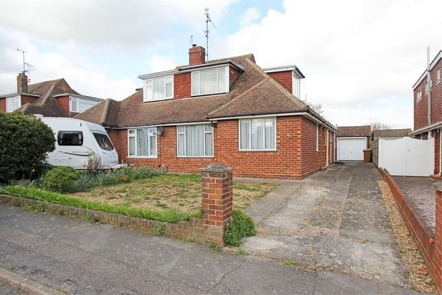 3 bed semi-detached bungalow for sale in Sterling Road, Sittingbourne, Kent