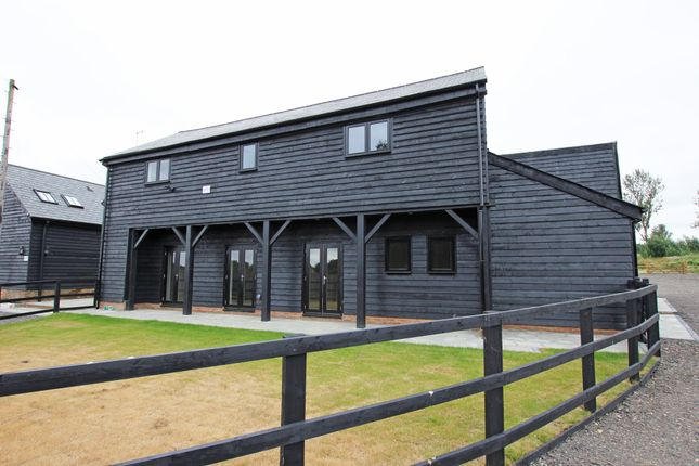 Thumbnail Barn conversion to rent in Home Farm Barn, Stradishall
