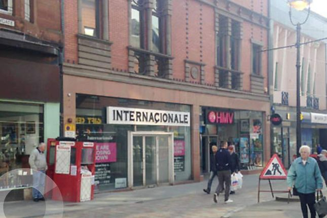 Thumbnail Retail premises to let in Murraygate, Dundee